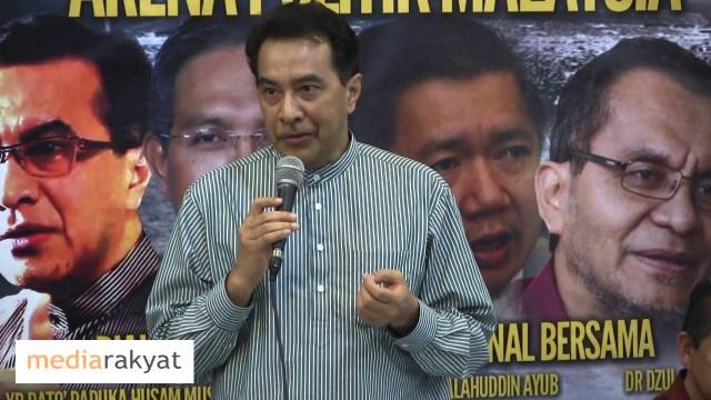 Husam Musa: Politik Perkauman, Senjata Terakhir UMNO