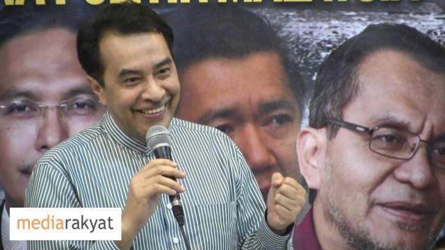 Husam Musa: UMNO Telah Bertambah Lemah