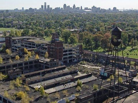 (60 Minutes) Detroit on the edge