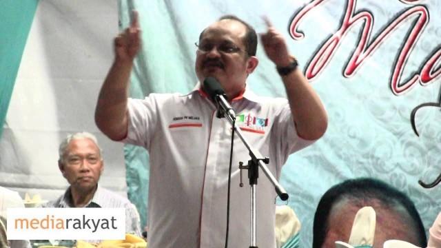 Shamsul Iskandar: Kalau Kerajaan Nak Buat Perubahan, Pastikan Tiada Rasuah, Tiada Penyelewengan