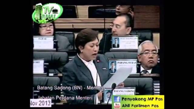 Drama Kertas Usul Di Parlimen