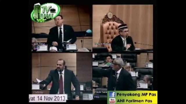 "Perang ""Usul"" Di Parlimen – MPs Pakatan Rakyat vs Yang di-Pertua Dewan Rakyat"