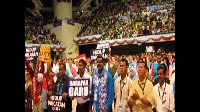 Walking With Pakatan Rakyat