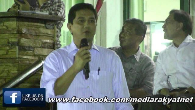 Azmin Ali: Najib & Rosmah, Rakyat Akan Menghukum & Menggulingkan Kamu Yang Zalim Kepada Rakyat