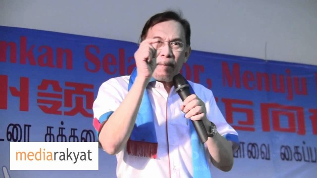 Anwar Ibrahim: Orang Yang Paling Takut Saya Jadi Perdana Menteri Ialah Mahathir