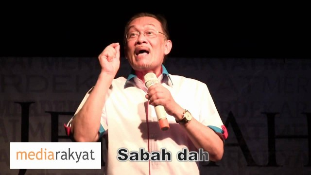 Lagu Anwar Khas Untuk Najib