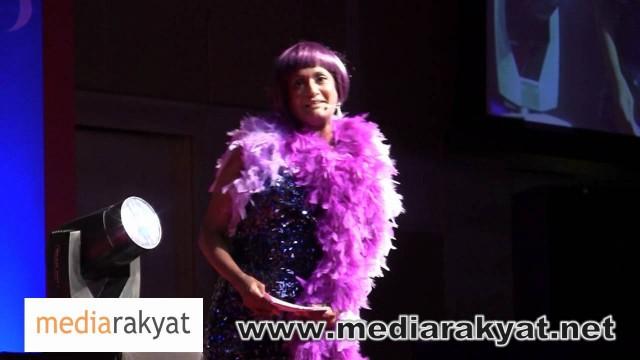 Ribena Berry: The 1Malaysia Virus