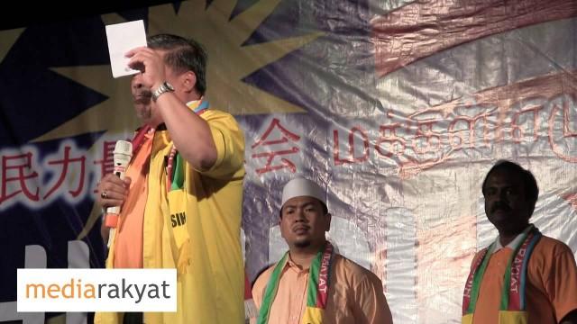 Mat Sabu: 5 PM Berjaya Membuat Hutang RM200 Billion, Najib Buat Semua Banyak Dengan 5 PM