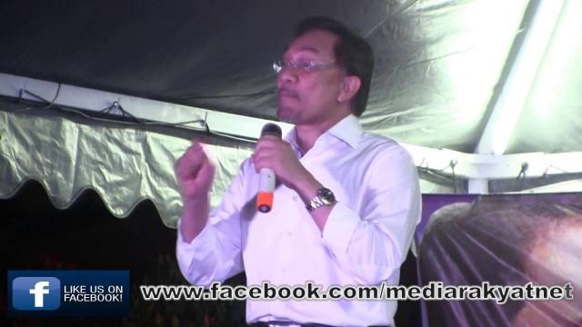 Anwar Ibrahim: Isu Elaun Di Selangor Dah Selesai