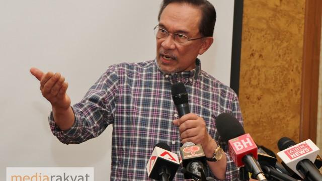 Anwar nafi bakal jadi MB Selangor