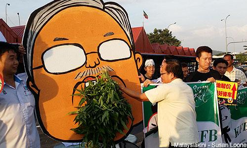 Mat Sabu: PM patut rasa terhina, bukan Melayu