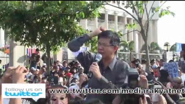 Tian Chua: Putrajaya mahu lenyapkan tentangan