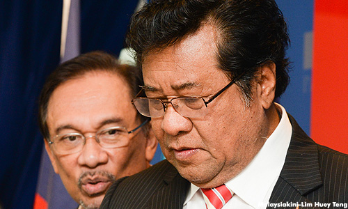 Nathaniel Tan: The dearth of transparency and democracy in PKR