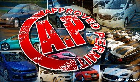 Datuk Seri Mustapa Mohamed: Sistem Permit Import (AP) kenderaan akan kekal
