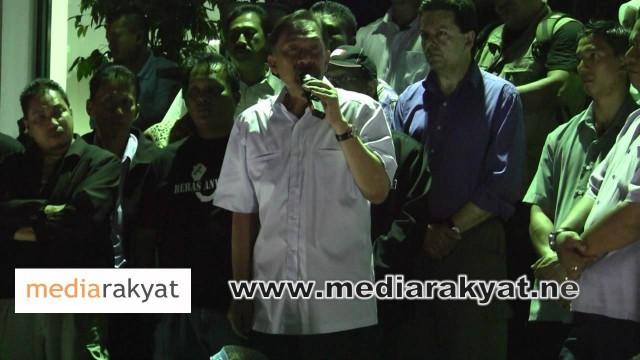Anwar Ibrahim: Ceramah At Kg Baru On Eve Of 901 Rally (Part 3/3)