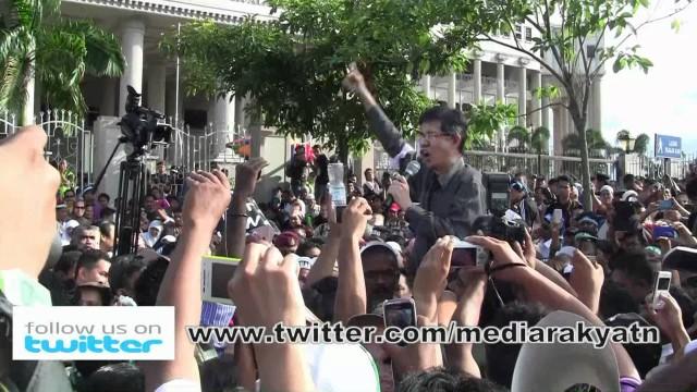 Tian Chua: Keputusan Mahkamah Dato' Seri Anwar Ibrahim Tidak Bersalah