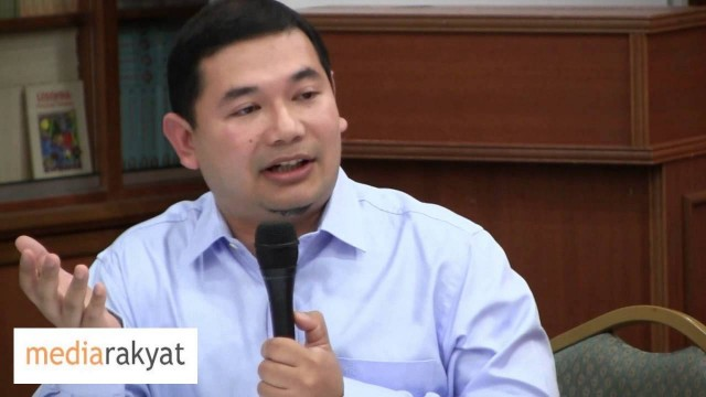 Rafizi Ramli: It's Only A Matter Of Time That BN Is Going To Lose
