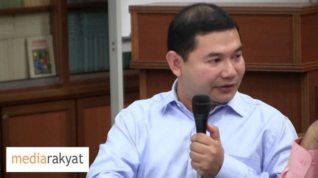 "Rafizi Ramli: Unfair To Say Pakatan Rakyat Did Not Make A Stand On The ""Kalimah Allah"" Issue"