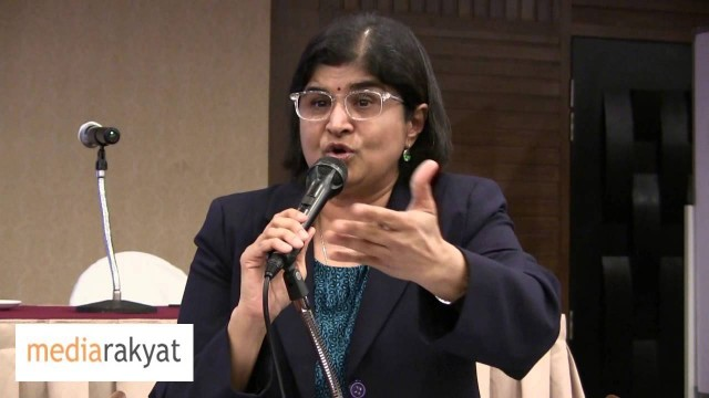 Ambiga Sreenevasan: Malaysia Is A Highly Corrupt Nation, We Cannot Run Away From That