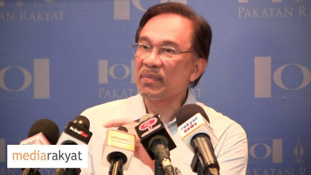 Anwar Ibrahim: Alleged Blocked BBC's Kangkung Report Reflects Government's Lack Of Tolerance