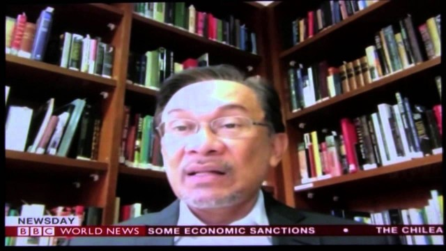 (Video) Anwar Ibrahim: Government Has No Interest To Defend Right Of Its MP Or Any Citizens In This Country