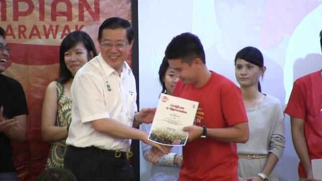 (Video) Lim Guan Eng: Salute The Ubah Warriors Of Impian Sabah & Sarawak