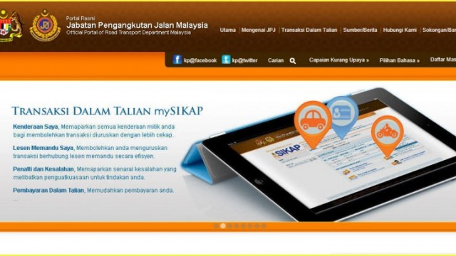 "(NST) JPJ's New RM282 million ""MySikap"" specifications outdated"