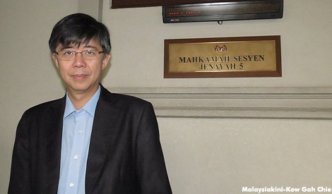 Tian Chua slapped with one-month jail term
