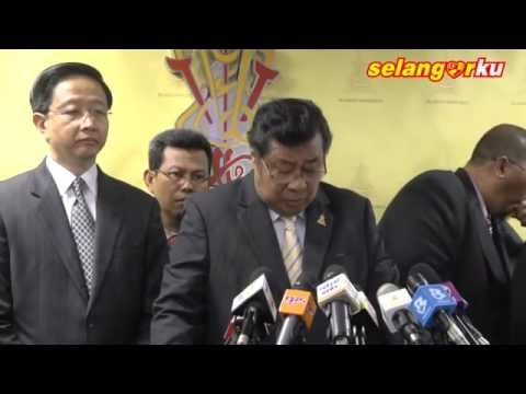 Khalid Ibrahim: Selangor Pantau Penggunaan Dana PKNS Holdings Sdn Bhd