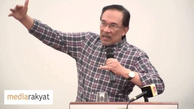 """Anwar Ibrahim: Apa Pendapat Mengenai """"India Balik India, Cina Balik Cina""""?"""