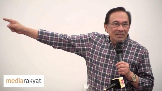 Anwar Ibrahim: Apakah Kerangka Dirancang Untuk Menakluk Kawasan Luar Bandar?