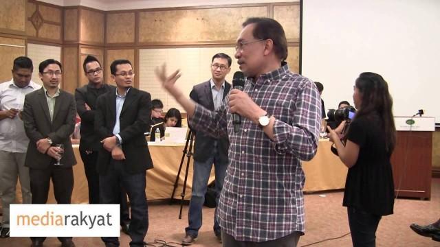 Anwar Ibrahim: Yang Paling Miskin Itu Paling Mudah Terdedah Dengan Penipuan