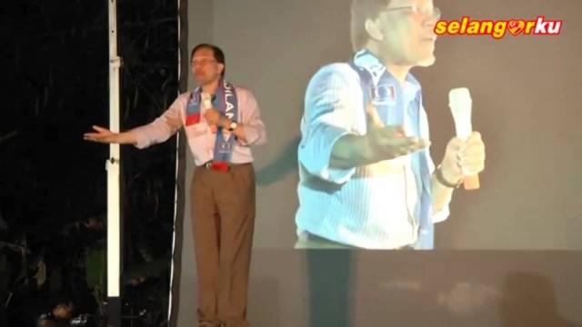 Anwar Ibrahim: Kita Kena Betulkan Pimpinan Melayu Di Malaysia Untuk Menyelamatkan Malaysia