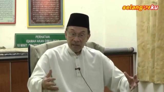Anwar Ibrahim: Tazkirah Di Surau An-Nur, Kajang