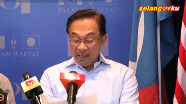 Anwar Ibrahim: Rakyat Berhadapan Dengan Kos Sara Hidup Lebih Tinggi Daripada Kenaikan Pendapatan