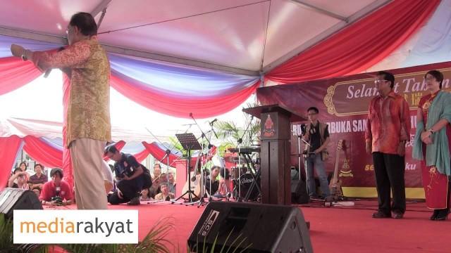 (1 Year Ago) Anwar Ibrahim: Dismantle Obsolete Racist Agenda & Policy