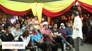 Anwar Ibrahim: Apa Isu Yang Paling Banyak Orang Komplain Di Kajang?