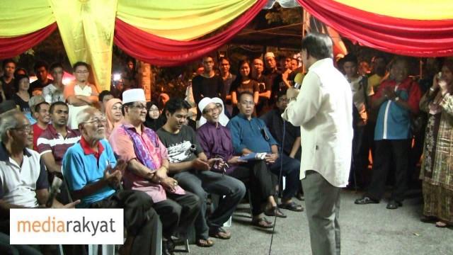 """Anwar Ibrahim: Saya Lantik Semua Yang Hadir Jadi """"Jentera Khas"""", Boleh?"""