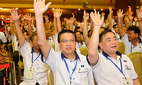 MCA set to return to government after members give leaders nod to take up posts