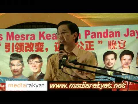 Teng Chang Khim 邓章钦:马来西亚是购物天堂,什么都可以买