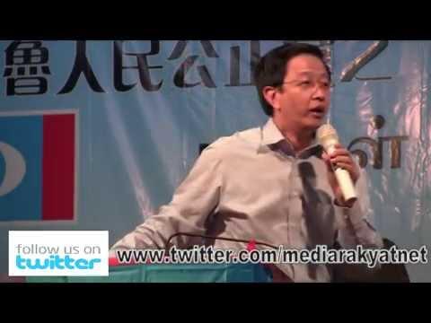 (福建话) Teng Chang Khim 邓章钦:国阵执政,牛都可以住 Condo