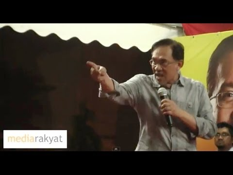 Anwar Ibrahim: Isu MH370, Satu Dunia Kutuk Kita
