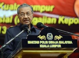 Mahathir: Saya akan tapis internet kalau jadi PM semula