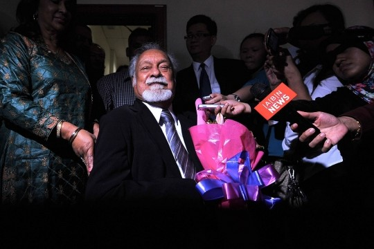Karpal to vacate Bukit Gelugor parliamentary seat after RM4,000 fine in sedition case