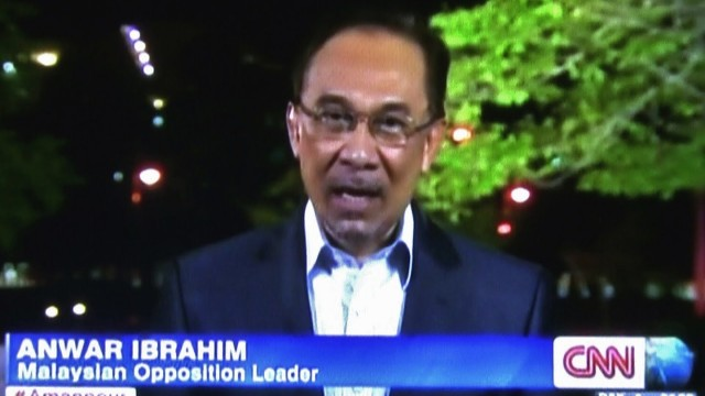 (MH370) Anwar Ibrahim: This Is 2014, The Governement Can't Govern The Obsolete Way