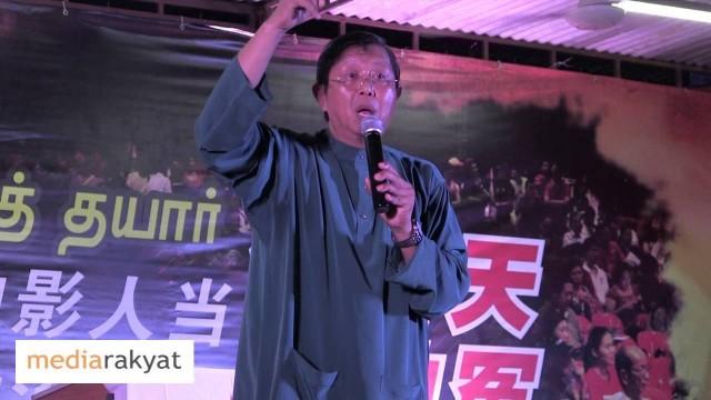 Nizar Jamaluddin: PAS Tidak Akan Tinggalkan Pakatan Rakyat, Bersama-Sama Kita Lawan UMNO