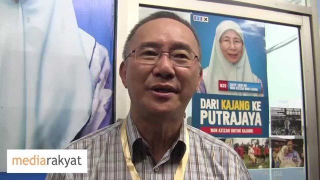 Tan Kee Kwong: Thank Voters Of Kajang For Placing Their Trust In Us