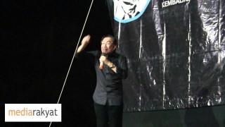 Anwar Ibrahim: Tidak Ada Negara Yang Boleh Bawa Perubahan Tanpa Kebangkitan Rakyat