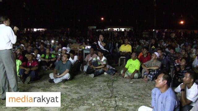(Countdown To 505) Anwar Ibrahim: Ceramah MerdekaRakyat Di Indera Mahkota Pahang