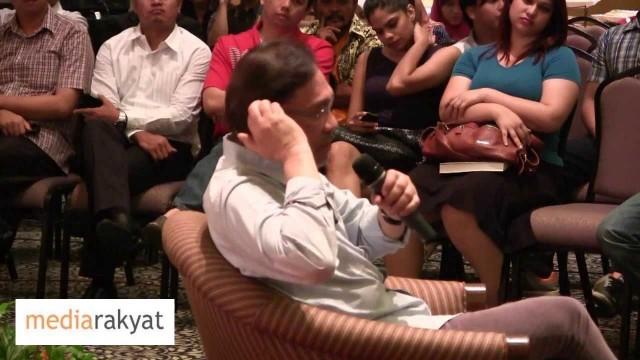 (Q&A) Anwar Ibrahim: Bagainamakah Ilmu Boleh Sampai & Rakyat Faham